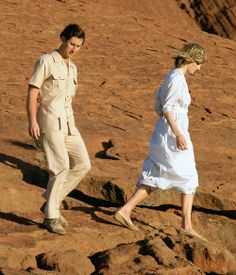 Prince Charles and Diana's royal tour Down Under