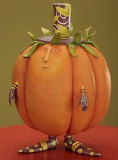 Gordon Pumpkin