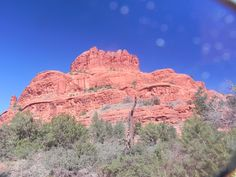 Bell Rock, Sedona, Arizona from Alibis and Amethysts