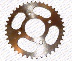 37 Tooth 420 42mm Rear Sprocket Pit Dirt Bike Parts ATV Go Kart 50CC 70CC 90CC 110CC 125CC 150CC