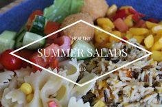 Summer Salads - Love Steph x