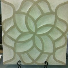 "@Tile Sensations - #tiletuesday #loveit - perfect for your home 16""x16"" @Coverings Trade Show #coverings25 we love this #tile too! #knoxville"