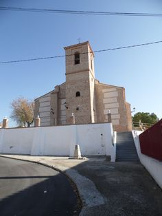 CARRICHES (TOLEDO) - Iglesia de San Pedro de Antioquía.