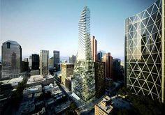TELUS Sky Tower Calgary