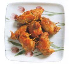 Borjútekercs articsókával Izu, Tandoori Chicken, Guacamole, Pesto, Ethnic Recipes, Food, Essen, Meals, Yemek