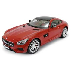 diecastmodelswholesale - Mercedes AMG GT Red Exclusive Edition 1/18 Diecast Model Car by Maisto , $44.99 (http://www.diecastmodelswholesale.com/mercedes-amg-gt-red-exclusive-edition-1-18-diecast-model-car-by-maisto/)