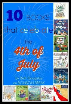4th of July books