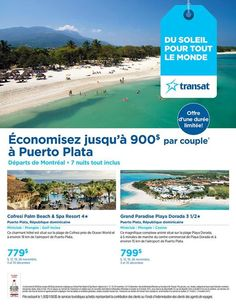 Less than 4 km miles) from Puerto Plata and overlooking the sparkling Caribbean Sea, this all-inclusive resort has 11 pools, 2 beaches, and 2 full-service spas. Swim-up bars Palm Beach, Swim Up Bar, All Inclusive Resorts, Caribbean Sea, Timeline Photos, Spas, Pools, Beaches, Swimming