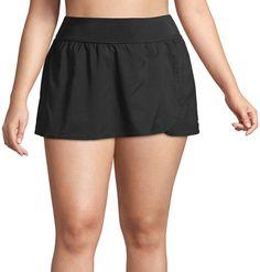 Features: Built In BottomPockets: 1 Back Zip PocketSwimwear Coverage: FullFabric Content: PolyesterFabric Description: WovenLining Material: PolyesterInseam: 3 InCare: Machine Wash, Tumble DrySwimwear Enhancers: No EnhancementsCountry of Origin: Imported Swim Skirt, Swim Dress, Swimsuits, Swimwear, Gym Shorts Womens, Swimming, Nike, Skirts, Black