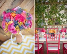 Vibrant Summer Wedding Inspiration