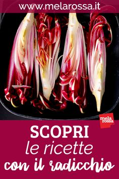 Lots of light, tasty and easy to prepare recipes that enhance the unmistakable flavor of radicchio, Best Dinner Recipes, My Recipes, Chicken Recipes, Vegan Recipes, Weight Loss Meals, Light Recipes, Cooking Classes, Soul Food, Food And Drink