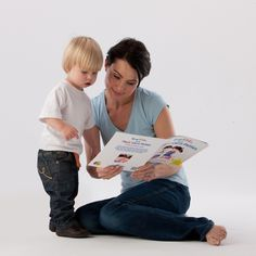 Why should you read to your child?   www.kidsmoveandtalk.com