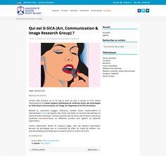 Hey Ya!+) : premier article G-SICA sur le site officiel de l'Université Savoie Mont-Blanc, en plus avec un lien vers la vidéo...