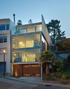 Peter's House by Craig Steely Architecture located in San Francisco, California