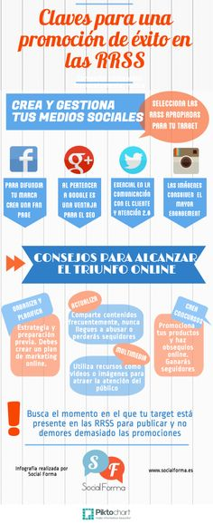 Claves para una promoción de éxito en Redes Sociales http://olinia.mx/ @Olinia OS #CreandoSoluciones