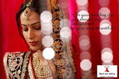 """No Bridal ensemble is complete without accessories and for an Indian Bride. The bridal jewelry enhances the beauty of the bride. Bridal jewelry in India should necessarily be extravagant and flamboyant so as to make the bride stand apart from the crowd. """"The more you wear, the lesser it is.."""" Take a sneak peek at The Bridal Lehenga Choli & Jewelry Collection"""