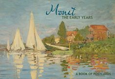 While still in his teens, Claude Monet (French, 1840–1926) was selling his charcoal sketches and caricatures to friends and neighbors in Le Havre, France. His excellent draftsmanship drew the attention of resident landscape painter Eugène Boudin, who befriended the young artist and encouraged him to try then-unconventional plein air oil painting. Monet was profoundly affected by its immediacy, and thus began his lifelong fascination with light, color, and capturing on canvas the fleeting…
