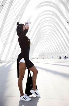 Imágenes Ladies Mejores De Adidas Negros Woman Fashion 7 Fashion A1qvwR