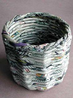 newspaper basket - Pesquisa Google