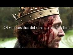 Tom Hiddleston - I know you all (Henry IV part I) >> This speech is beautiful. This video is beautiful. He is beautiful. (1:37)