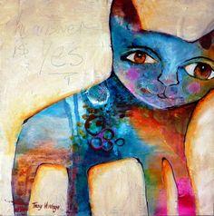 Tracy Verdugo Heartful Musings: paintings