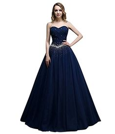Drasawee Women's Strapless A Line Long Pleated Tulle Prom... https://www.amazon.ca/dp/B06ZZ6PBZF/ref=cm_sw_r_pi_dp_x_roApzbSK7VATQ