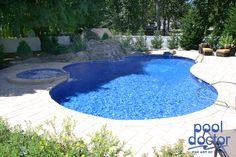 Freeform pool www.pooldoctor.com