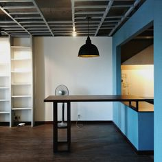 Kitchen Condo Condo, Loft, Interior Design, Bed, Kitchen, Furniture, Home Decor, Nest Design, Cooking