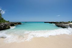 Smith Cove, Grand Cayman. Where I learned how to swim. Miss you Grandma<3