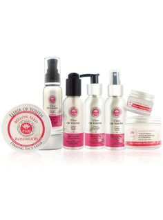 Complete Anti Ageing Skin Care Range from PHB