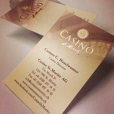 Casinò St. Moritz stampa a caldo biglietti oro made in Gallweb Livigno, l' agenzia di riferimento per la comunicazione in Valtellina e Svizzera.