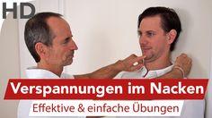 Nackenverspannung - Übung gegen Verspannungen im Nacken