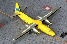 Hughes Airwest | Fokker F27