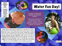 Childcare Activities, Infant Activities, Early Education, Early Childhood Education, Early Learning, Kids Learning, Learning Stories Examples, Preschool Portfolio, Australia Crafts