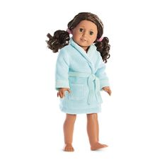 American Girl Sparkle Spa Robe for Dolls
