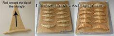 CZECH-O-SLOVAKS IN AMERI-CA - Cesi a Slovaci v Americe: CZECH ROLLS 1 - Ceske Rohliky 1