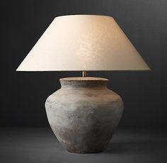 Next Extra Large Lydford Table Lamp Grey Large Lamp Shade Table Lamp Table Lamps Uk
