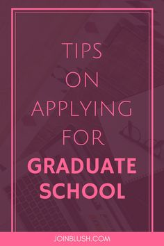 tips on applying to graduate school, graduate school advice, graduate school tips, applying to schoo School Admissions, School Counseling, Education College, College Life, Online College, School Hacks, School Tips, Law School, School Stuff