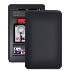 Soft Shell (Sort) Amazon Kindle Fire Cover