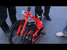 BTWIN TILT One Second Bike, starring Wesley Belaey en Andy Masschelin