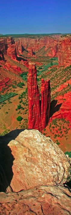 Canyon de Chelly National Monument in Apache County, Arizona and 50+ Secret Places in America That Most Tourists Don't Know About