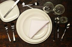 How To Set A Formal Dinner Table (In Case You Wanted To Know)