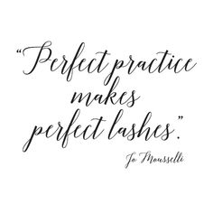 Very True...  #jomousselli #xtremelashes #eyelashextensions