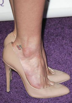 Ankle Tattoo- Placement? Only on the inside?