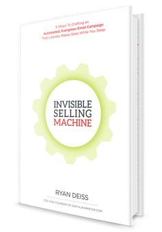 DigitalMarketer.com/***BUY-- BOOK--The Invisible Selling Machine by Ryan Deiss + 3 Free Trainings