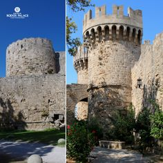 #Travelthroughhistory in the #island of #Rodos with a walk in the #Oldtown and the #islandscastle!!  Enjoy your stay at #Rodosisland!!  www.rodos-palace.com