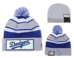 aff18b5abdb 2014 Nouveau MLB Losangels Dodgers Bonnets 12 Pas Cher   Casquette Pas  Cher. smith li · Casquette Hip Hop · NFL Beanies New Era Knit Hats ...