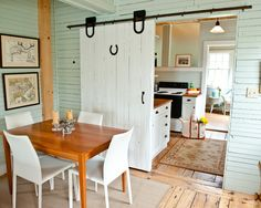Converted Barn - Dining Room