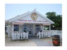 Tortuga Rum and Cake Factory, Grand Cayman