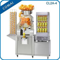 COMAI stainless steel commercial juicers for sale, commercial orange juicer machine